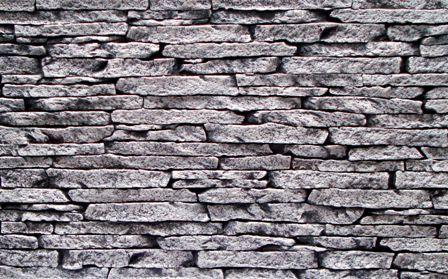 Decomuro piedra laja gris el cesar acabados - Papel de pared gris ...